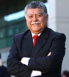 PRESIDENTE Audito Retamal Lazo, Alcalde de San Pedro de la Paz