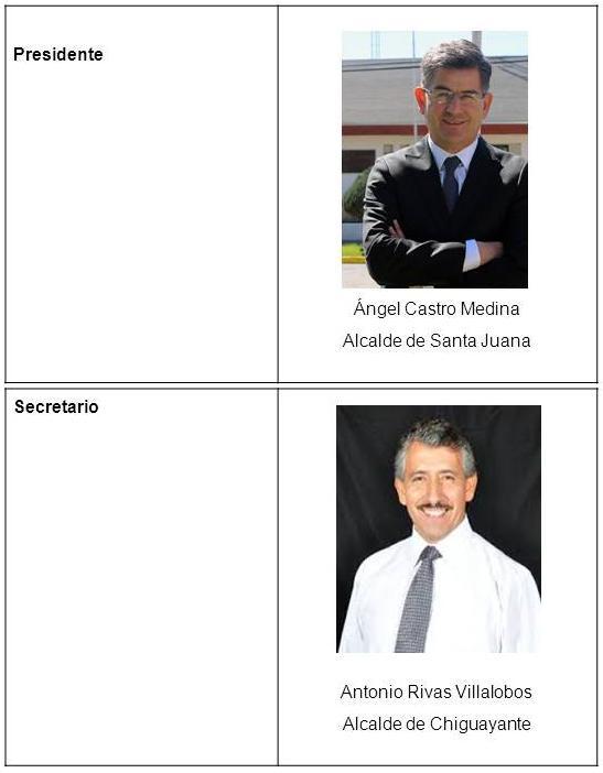 Presidente -Secretario