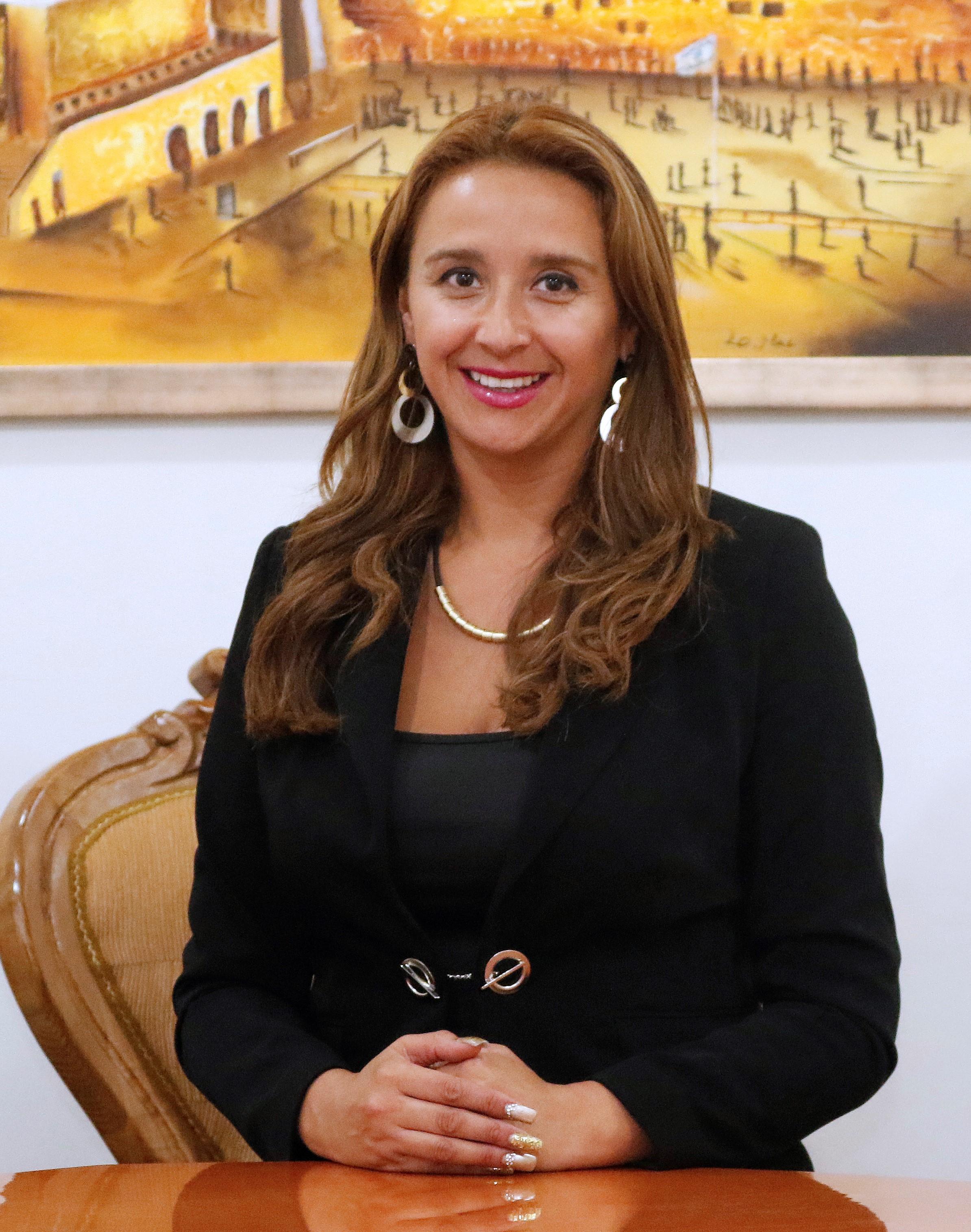 VICEPRESIDENTE Katherine Torres Machuca, Alcaldesa de Hualpen
