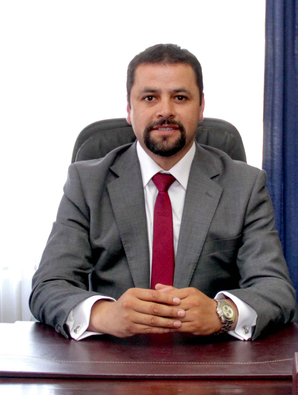 VICEPRESIDENTE Mauricio Velazquez Valenzuela, Alcalde de Lota