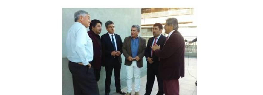 Alcaldes de la AMRBB