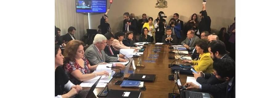 Sesión de la Comisión Educación - Cámara Diputados