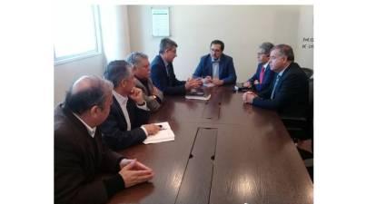 Reunión Contralor Regional y Directorio AMRBB