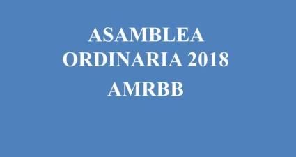 Asamblea 2018