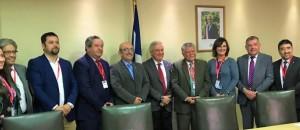 Reunion AMRBB Ministro salud PICS